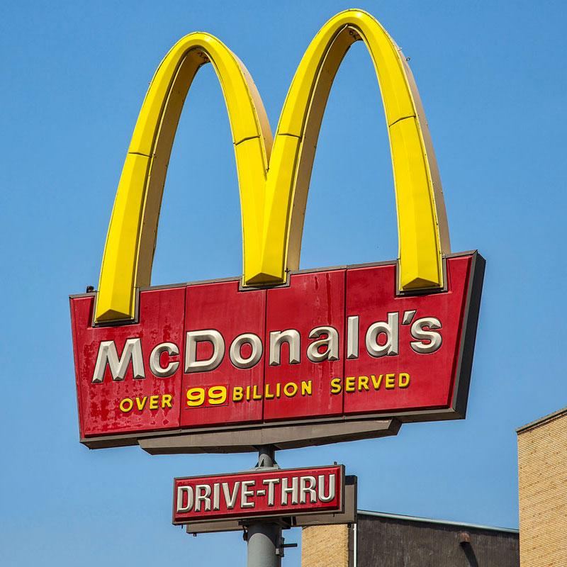 mcdonalds billions served